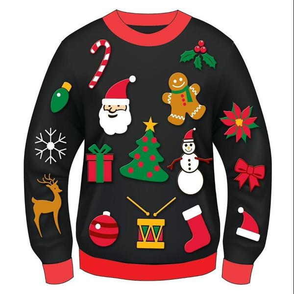 When is national ugly christmas sweater day